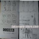 Model Sheets Cobra new