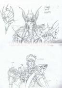 Setting Saint Seiya Gold Knights