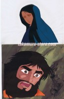 Marco Polo anime cel