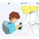 Candy Candy_065 anime cel キャンディ・キャンディセル画