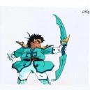 Spirit Hero Wataru anime cel _001