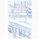 Doraemon set of 6 layout R040