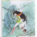 Shikishi replica Kanayama Akihiro 3