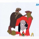 Woof-woof Three Musketeers_014 anime cel