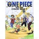 Artbook One Piece Color Walk 1