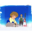 Treasure Island anime cel R522