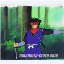 Ninja Akakage anime cel R583