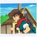 Robin Hood no Daibōke anime cel R577