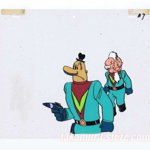 Astro Boy anime cel