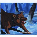Kiba anime cel V22 set of 3 anime cels