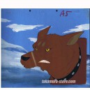 Kiba anime cel V26 set of 3 anime cels