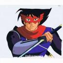 Kamen no Ninja Akakage anime cel R786
