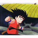 Dragon ball anime cel