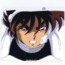 BTX anime cel R918