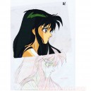 Unknown anime cel R