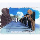 Crying Freeman anime cel R