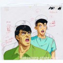 Slam Dunk anime cel