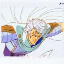 Hokuto no Ken anime cel R1232