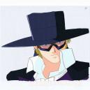 Zorro anime cel