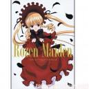 Rozen Maiden Official Visual Fan Book Artbook
