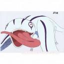 Space Cobra the movie anime cel R1312