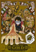 One Piece Film Gold Backstage Pass