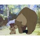 Seton Animal Chronicles anime cel R