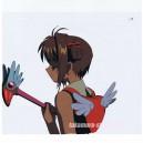 Card Captor Sakura anime cel