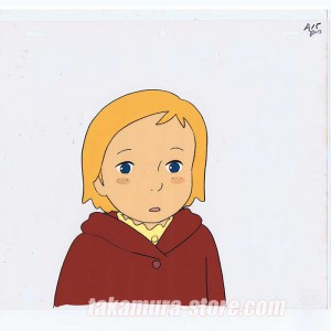 Alps Stories  My Annette Anime Cel R