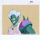Dragon ball Z anime cel R1462