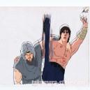 Hokuto no Ken anime cel R1447