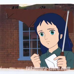 A Little Princess Sara anime cel
