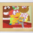 Muppet Babies Anime cel
