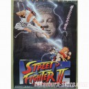 Street Fighter 2 the movie poster
