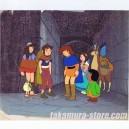 Adventures of Pepero the Andes Boy Anime cel