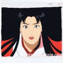 The Hakkenden Anime Cel