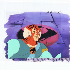 Thundercats anime cel