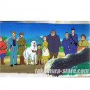 Belle and Sebastian HANKEN anime cel