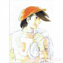 Shikishi BIG SIZE Ashita no Joe by Kanayama Akihiro