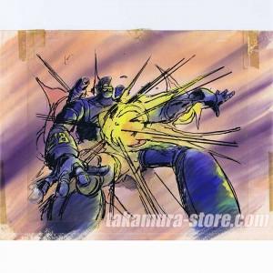 New Gigantor - New Tetsujin-28 anime cel