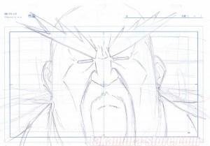Fairy Tail original sketch