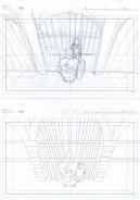 Fairy Tail set of 2 original sketches