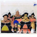 Dragon ball Z Bardock - The Father of Goku anime cel