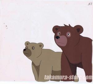 Seton Animal Chronicles anime cel