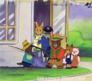 Mapple Town anime cel