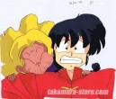 Ranma 1/2 anime cel