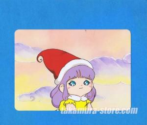 Tongari Bōshi no Memoru anime cel