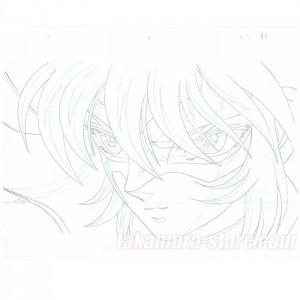 Saint Seiya Tenkai-hen movie sketch