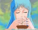 Hokuto no Ken Movie anime cel