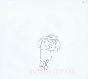 Nobody's Boy Remi sketch